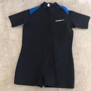 Henderson Men's 3mm Front Zip Shorty Wetsuit